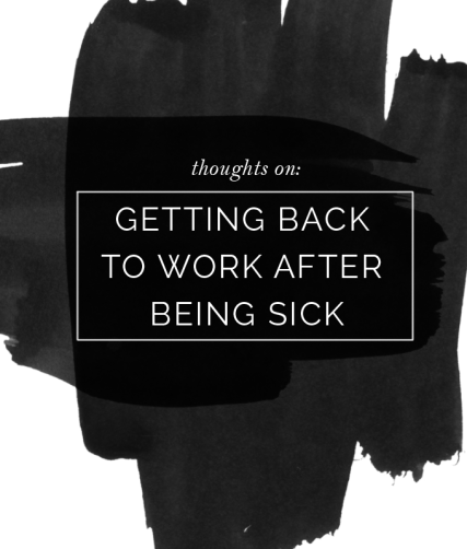 Image result for back to work after sick